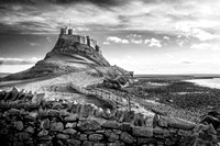 Lindisfarne morning light